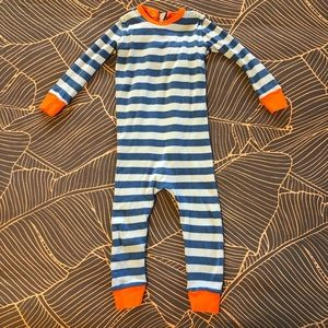 Other - Toddler pajamas. One piece zips up from the BACK!!